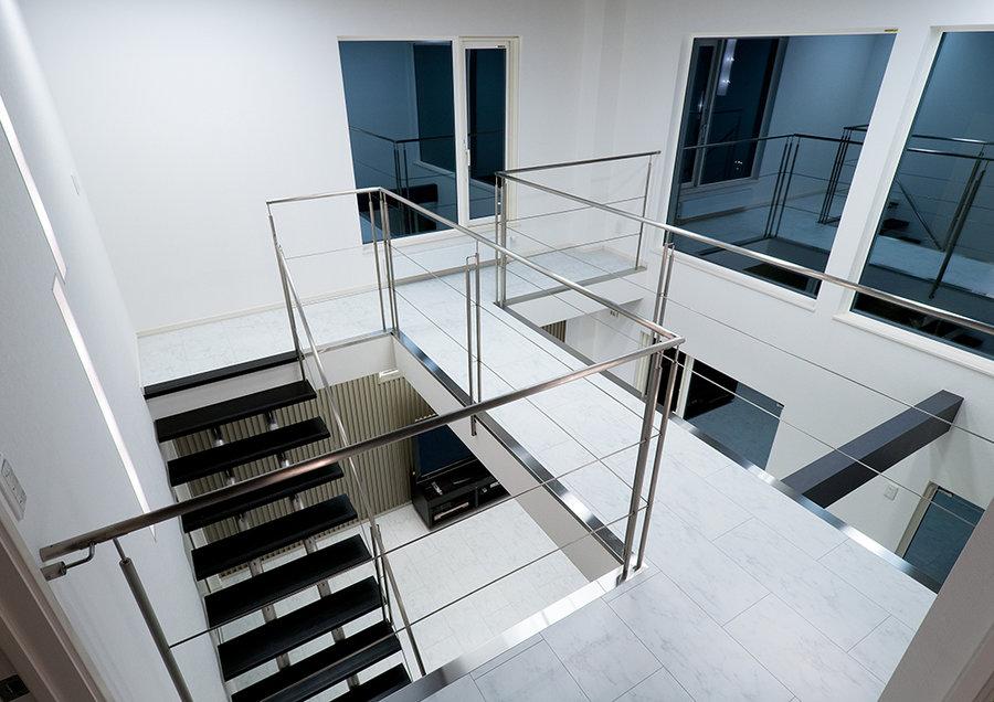 【渡り廊下がある、ペットと暮らす家】ヴァーチャルモデルハウス