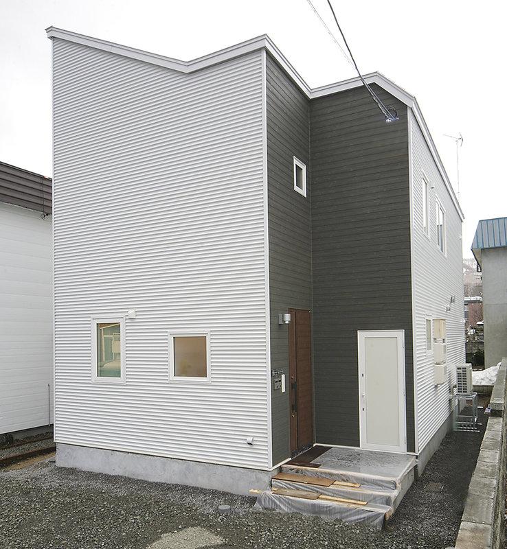 2階の吹上とロフトで、2世帯住宅にも開放感を。